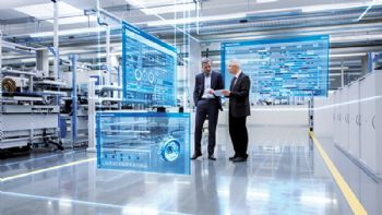 Manufacturing-operations solutions from Siemens