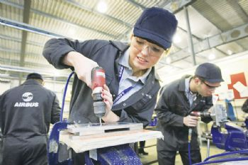 'Exhausted funds' threaten apprenticeships