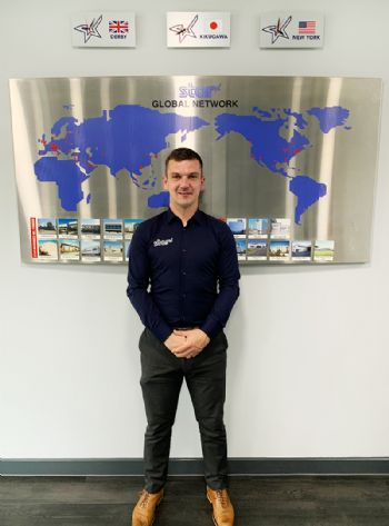 Star GB appoints new sales manager