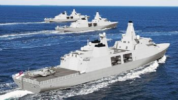 MoD chooses Babcock consortium to deliver frigate