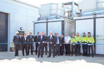 New battery test facility at Millbrook