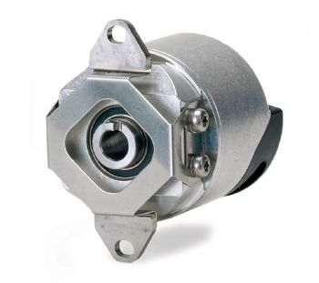 Small rotary encoders with Drive-CLIQ