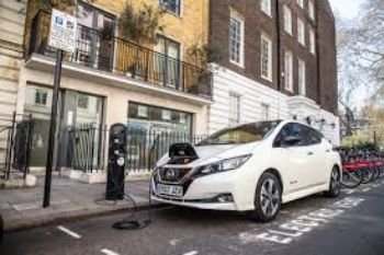 Nissan and EDF partner on EVs