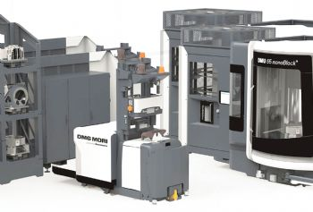 DMG Mori and Jungheinrich to co-operate