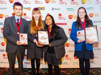 National STEM champions make a 'Splash' in Europe
