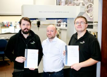 New CMM investment at McGreevy