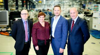Carrickfergus firm achieves SC21 Gold Award