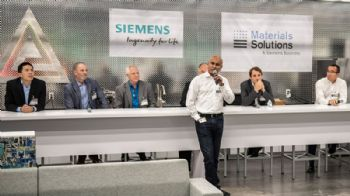 Materials Solutions and Siemens open new centre