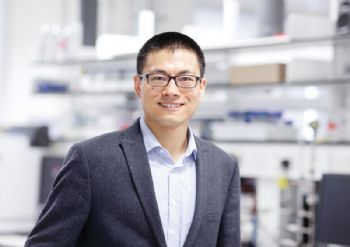 Chinese scientist wins grant to boost research