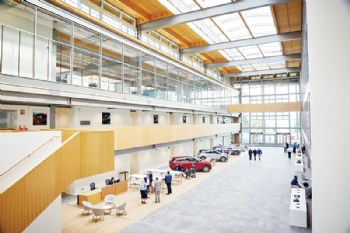 JLR unveils new automotive development centre