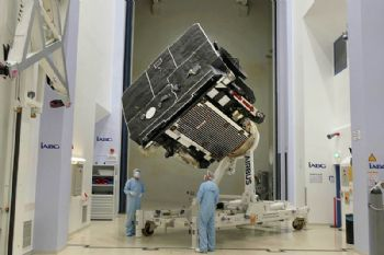 ESA's Solar Orbiter mission hots up