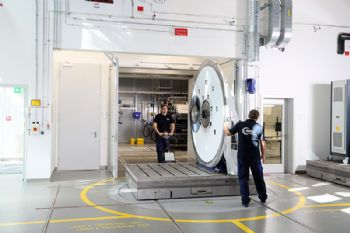 New engine part test centre opens in Munich