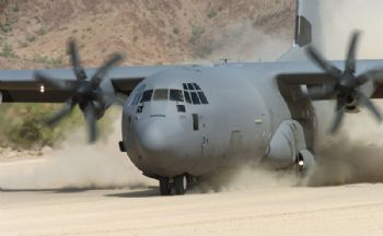 Global C-130J fleet eclipses two million hours