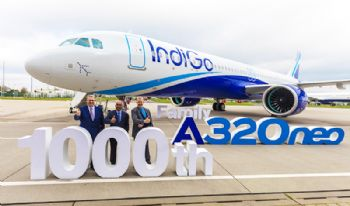 1,000th A320neo Family aircraft delivered