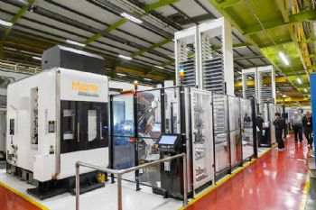 Major investment in UK factory