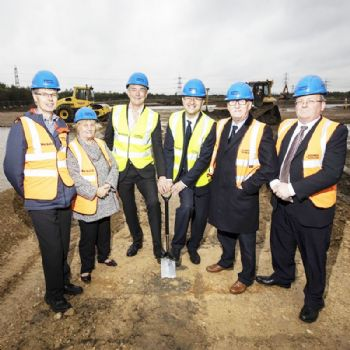 Sumitomo firm is first tenant at Durham park