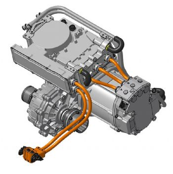 Swindon firm develops EV powertrain