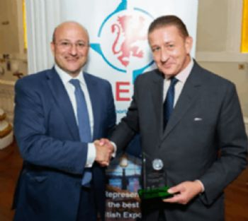 British Exporters Association Lifetime Award
