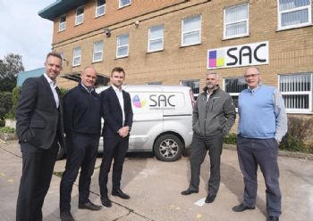 SAC moves to larger premises
