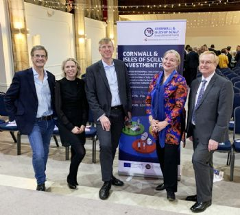 £5 million milestone for investment fund