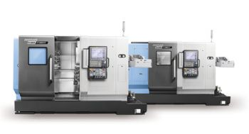 New twin-spindle twin-turret turning centres