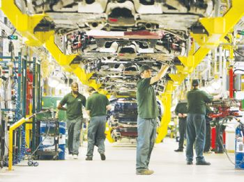 Turbulent first nine months for automotive sector