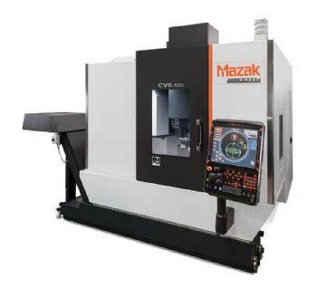 Fve-axis machining centre to debut at 'EMO Encore'