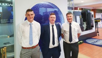 New sales engineers appointed at Dugard