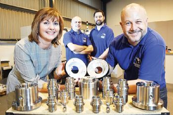 Rapid growth for North Tyneside manufacturer