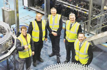 £3.2 million 'uplift' for Kendal plant