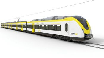 Alstom to deliver 19 electric regional trains