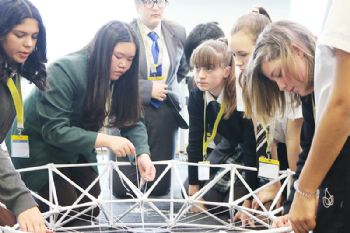 AMRC aims to 'inspire' the female engineers