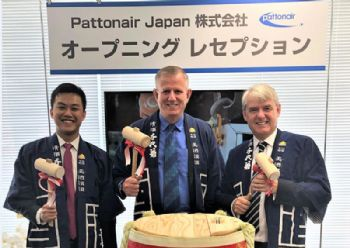 Pattonair expands into Asia-Pacific region