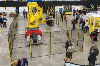 Fanuc delivers robot to MTC