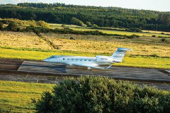First Gulfstream G500 delivery