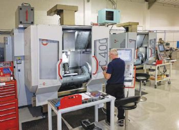 Manufacturing composite components at GTR