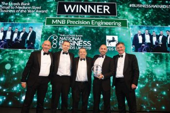 Coventry's MNB Precision wins business award