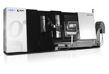 Five-axis VMC for 'challenging' applications