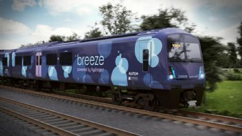 Reviewing the case for hydrogen-powered train