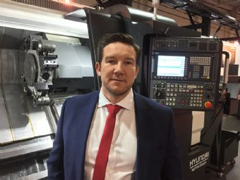 Ward CNC appoints regional business manager