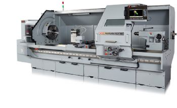 Large capacity turning with ProtoTrak control