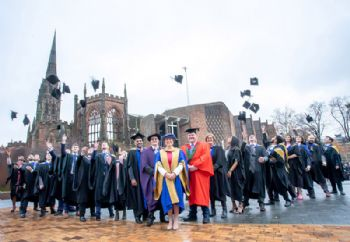 Honorary degree for Unipart MD