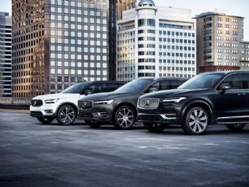 Sixth straight sales record for Volvo Cars