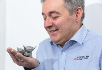 3-D printing specialist embarks on three-year plan
