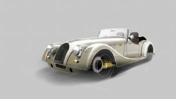 Morgan unveils 70th anniversary Plus 4