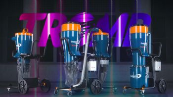 New range of  industrial vacuum cleaners launched