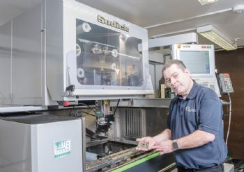 Duckworth & Kent introduces unmanned machining
