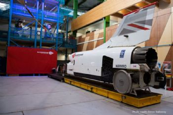 Bloodhound unveils plans to 'steam' into history