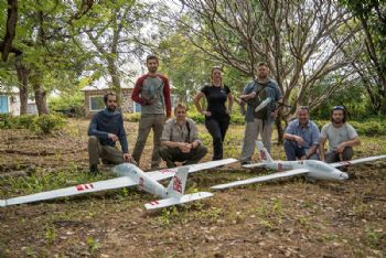 Drone tech to help protect endangered species