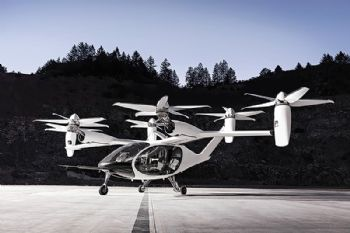 Toyota collaborates on eVTOL aircraft